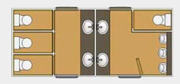 Designer 300 Floor Plan