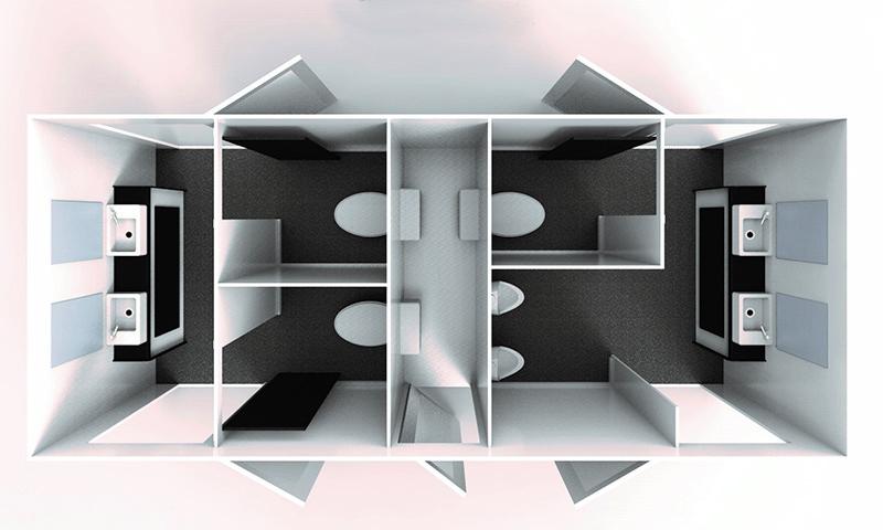 Designer 200 Floorplan